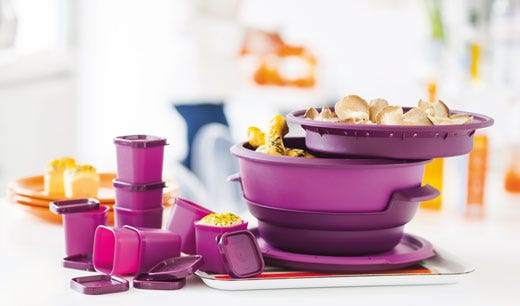 Cucinare in modo sano e veloce con microgourmet tupperware si pu italia a tavola - Cosa si puo cucinare nel microonde ...