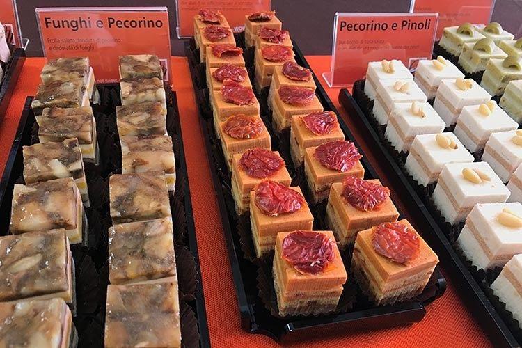 Mignon salate, l'aperitivo del futuro Un'idea del Maestro AMPI Enzo Santoro