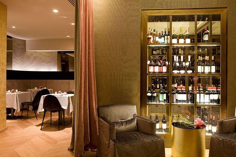 Milano, Londra e Parigi Cena a sei mani al Rosa Grand