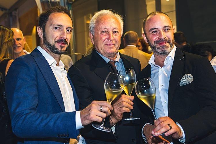 Mirabella, 40 anni in Franciacorta Per il brindisi il nuovo DØM Rosé