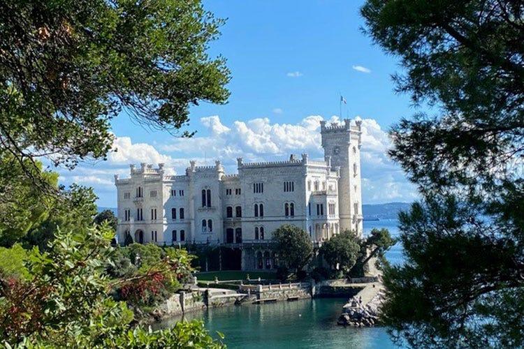 Art Bonus - Museo Storico e il Parco del castello di Miramare