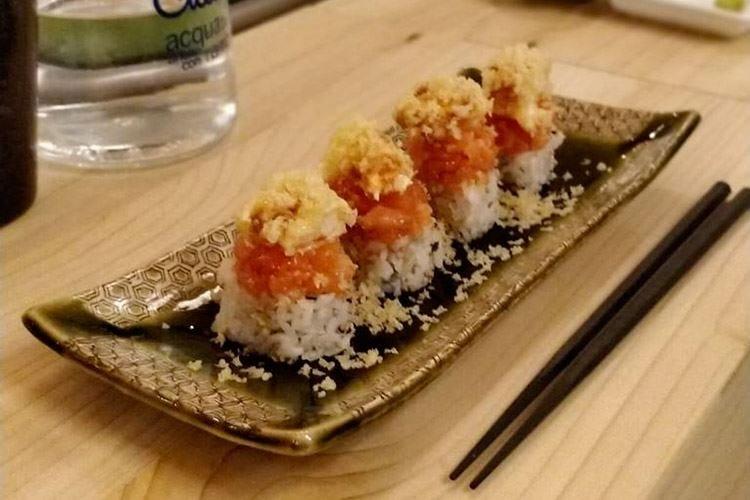 Miyabi raddoppia e apre a Milano Un'altra originale £$sushi experience$£