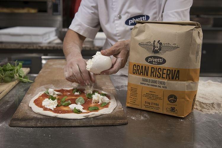 Molini Pivetti a Città della Pizza Nel weekend due workshop