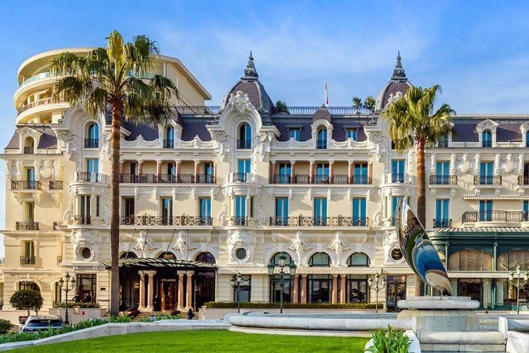 A Montecarlo San Valentino si festeggia all'Hôtel de Paris