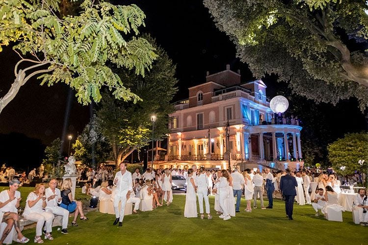 Moonlight Party, la magica serata 