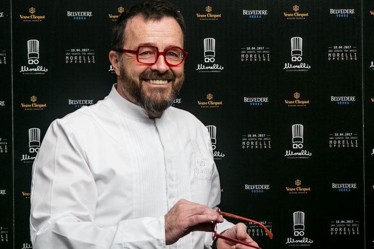 Morelli arriva a Milano all'Hotel Viu Un ristorante e un mixology food bar