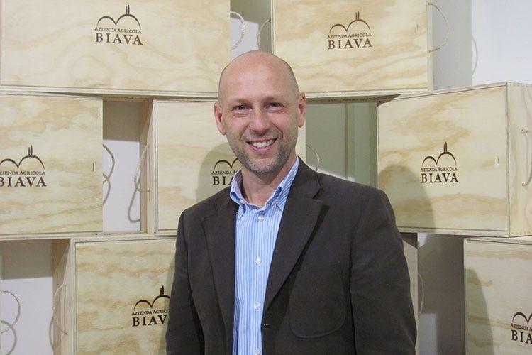 Manuele Biava (Il Moscato di Scanzo di Manuele Biava Export da New York a Shangai)
