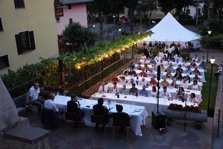 Müller Thurgau, vino di MontagnaMedaglia d'oro per 11 etichette