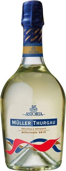 Müller Thurgau Brut Spumante di Astoria Vini