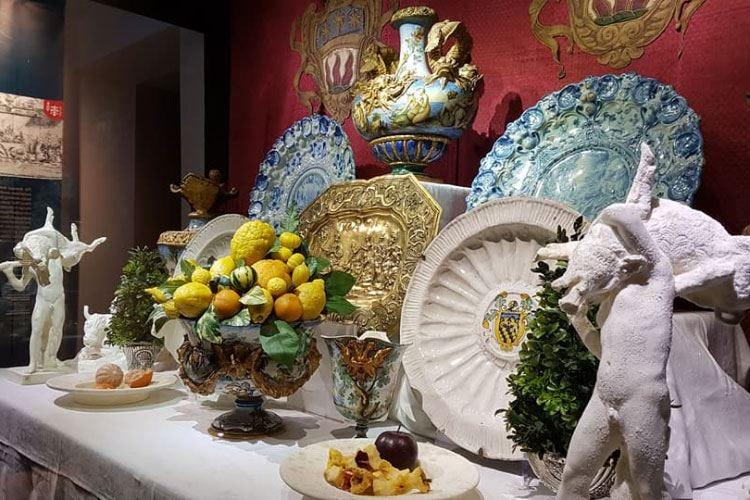 Al Museo Stibbert di Firenze serata con i dolci ottocenteschi