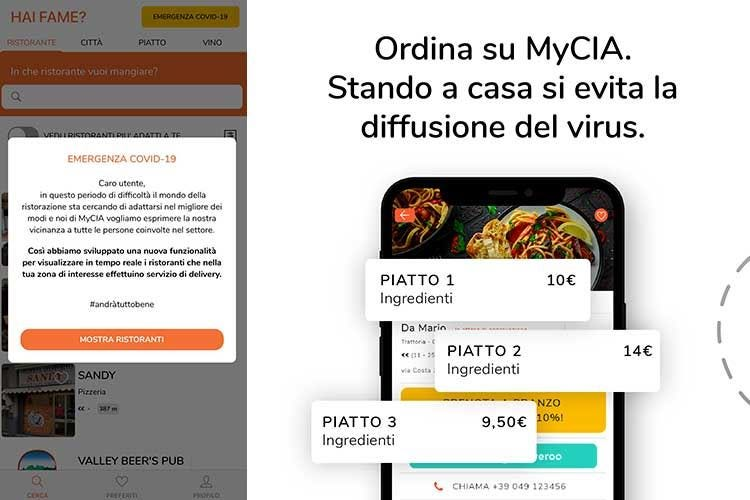 L'app per un delivery intelligente consiglia i menu ad hoc per ognuno