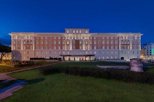 A Roma apre un nuovo 5 stelle NH Collection Palazzo Cinquecento