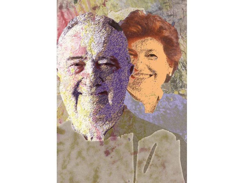 Nadia e Aimo Moroni
