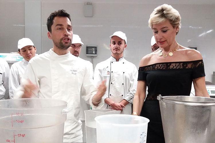 Nasce l'Ateneo del gelato italiano A Roma la prima scuola artigianale