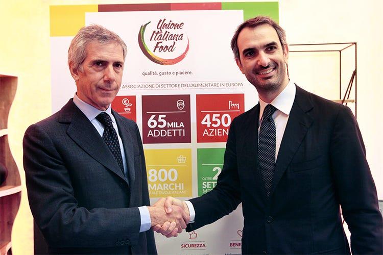 Nasce l'Unione italiana food 450 imprese e 35 miliardi di fatturato - Italia a Tavola