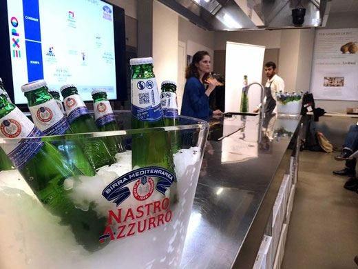 Nastro Azzurro partner di Eataly a Expo Ambasciatrice della qualità italiana