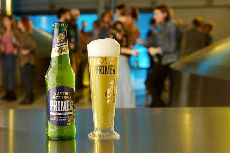 Nastro Azzurro Prime Brew Il primo sorso, il più intenso
