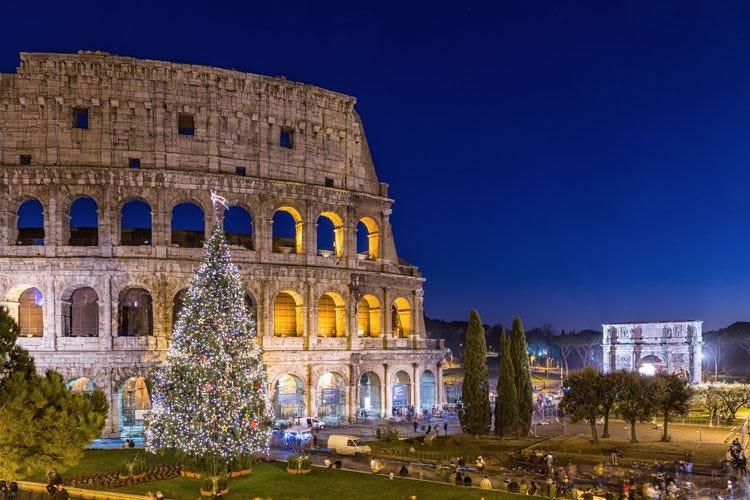 Natale e Capodanno a Roma Party esclusivi e cene stellate