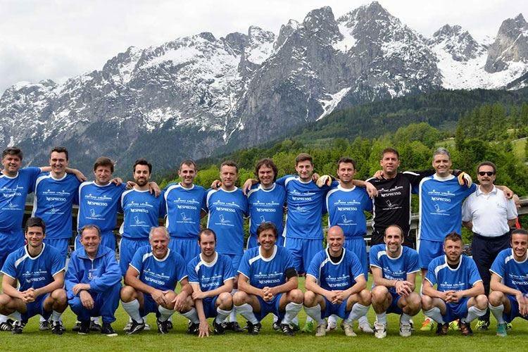 Europei di calcio dei ristoratori La nazionale italiana vola in Austria