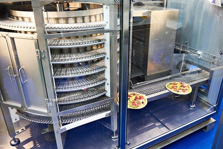 Negli Usa muove i primi passi la pizza modello fotocopia