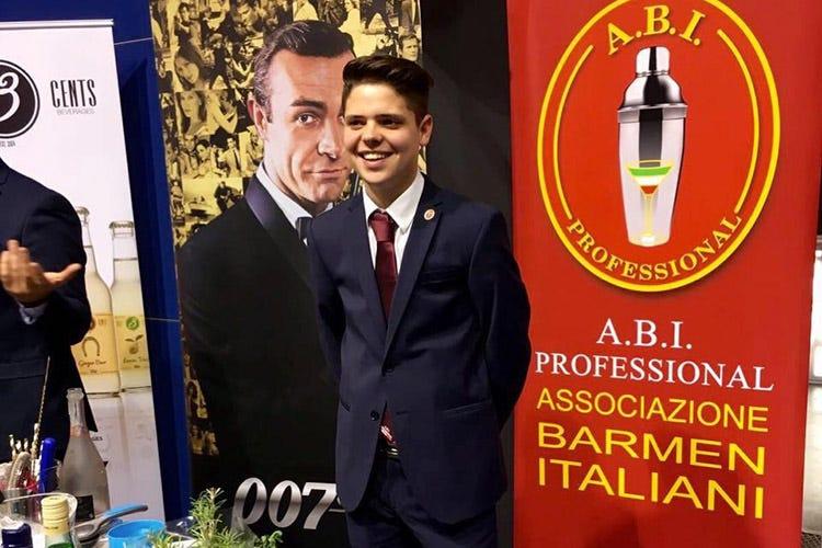 Nicola Trolio (Nicola Trolio, la passione del barman Una vita tra mixology e centri termali)