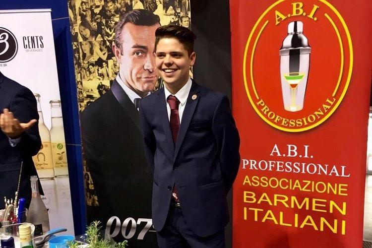 Nicola Trolio, la passione del barman Una vita tra mixology e centri termali