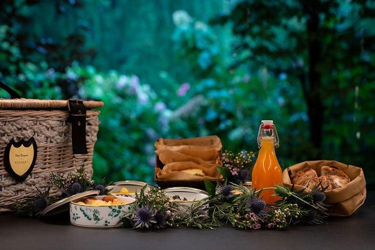 Niko Romito e Dom Pérignon firmano il picnic a cinque stelle