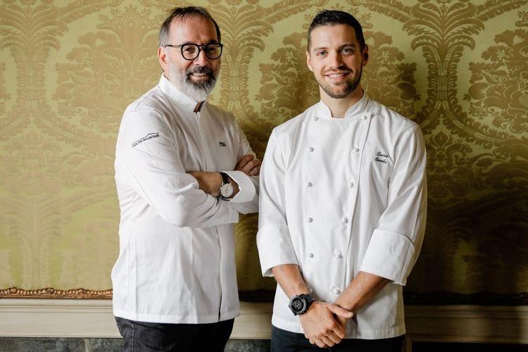 La cucina etica di Niederkofler sbarca nei menu di Aman Venice