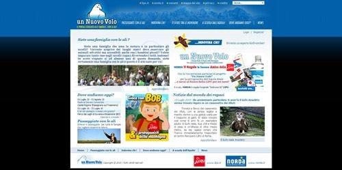 Online il sito