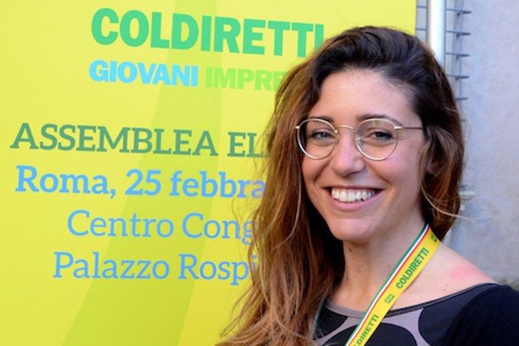 L'anconetana Maria Letizia Gardoni alla guida di Coldiretti Giovani