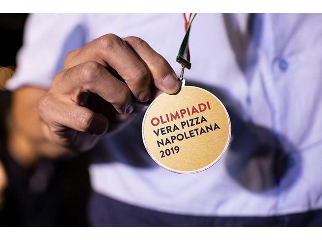 Olimpiadi Vera Pizza Napoletana Il medagliere è tricolore