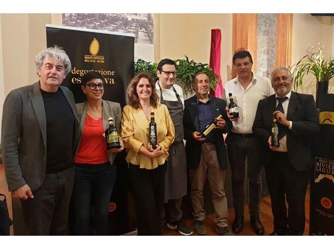 Olio Riviera Ligure Dop a Bologna Gli abbinamenti riusciti di Petrosino