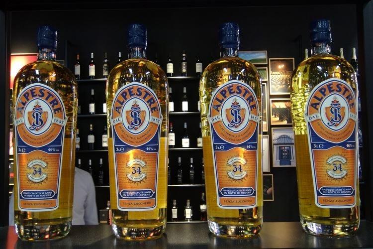 Onesti celebra 160 anni di Alpestre Unico marchio di proprietà del Gruppo