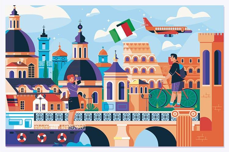 Ora è tempo di pensare al domani: col turismo riparte tutta l'Italia