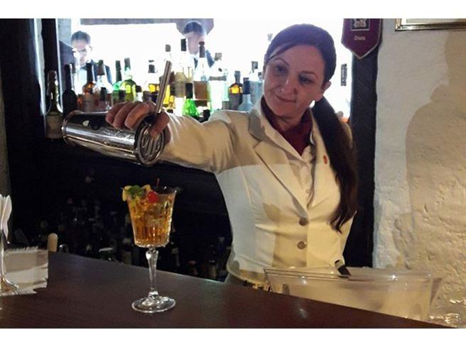 Oriana Deriu, barlady per passione Vita associativa ed empatia con il cliente