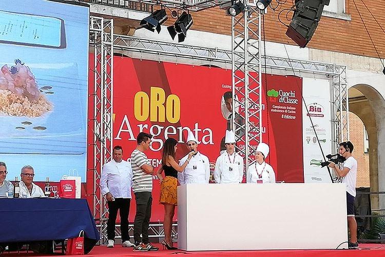 """""""Oro d'Argenta"""" Premiato l'Enac di Puglia"""