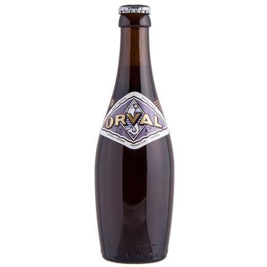 Orval, birra belga d'abbazia 4R sede italiana della confraternita