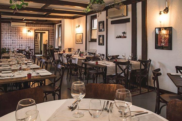 Osteria Zelata a Bereguardo Un ristorante tra le risaie pavesi