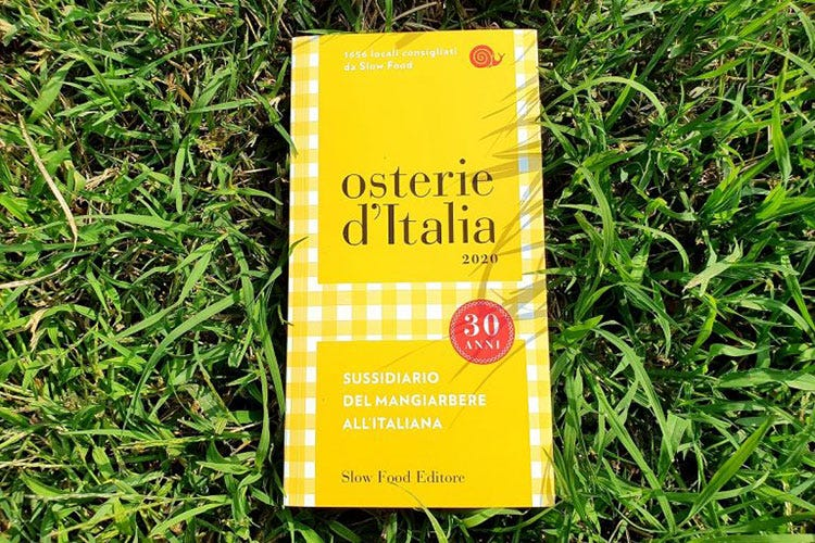 Osterie d'Italia 2020 Chiocciola per 268 locali