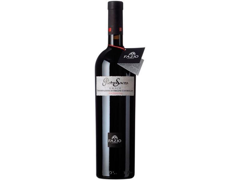 Pietrasacra Rosso Riserva Doc Erice di Fazio Wines