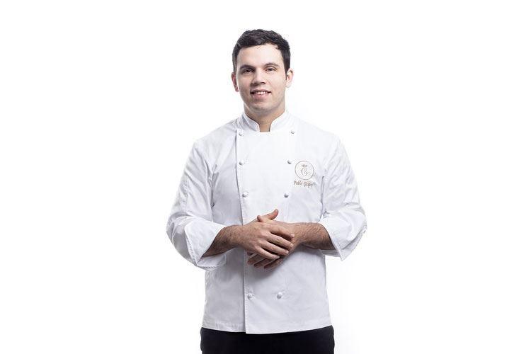 Pablo Gicquel, head pastry chef all'Hôtel de Crillon di Parigi