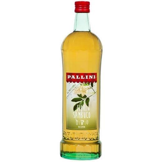 Per la linea di sciroppi Pallini nuovo gusto ai fiori di sambuco