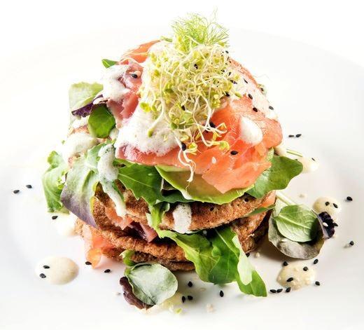 """Baglioni Hotel Carlton e Grana Padanopresentano il nuovo """"Healthy menu"""""""