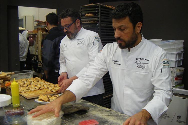 Panificatori e pizzaioli con Molino Grassi Un team di successo per la formazione