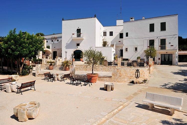 Masseria Parco di Castro Autenticità nel cuore della Puglia