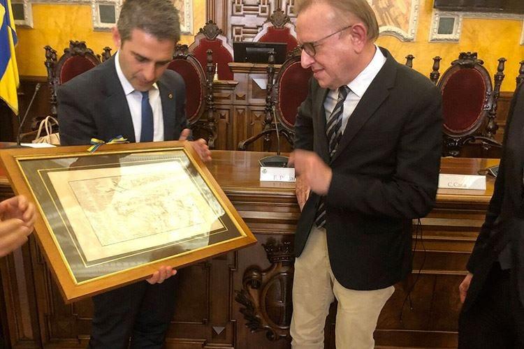 Da Parma un Premio alla creatività a Geoffroy, chef de cave Dom Pérignon