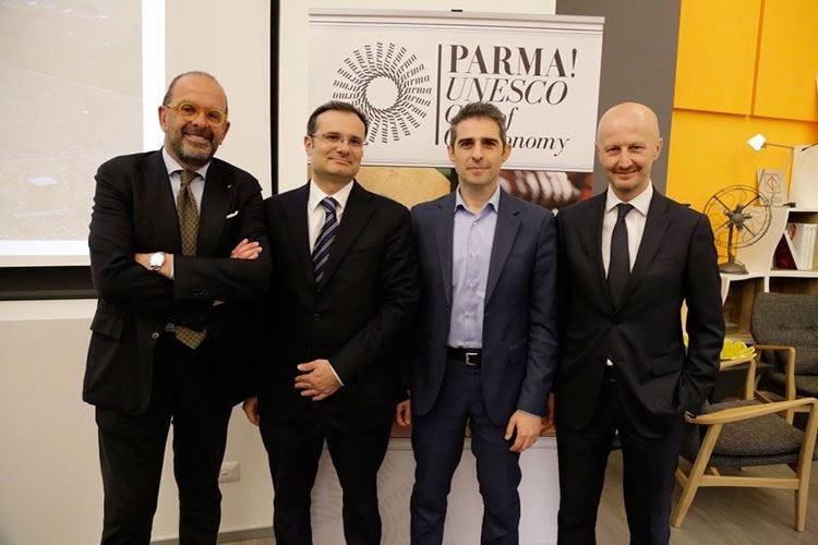Parma dalla parte della gastronomia Un iter per valorizzare la cultura del cibo