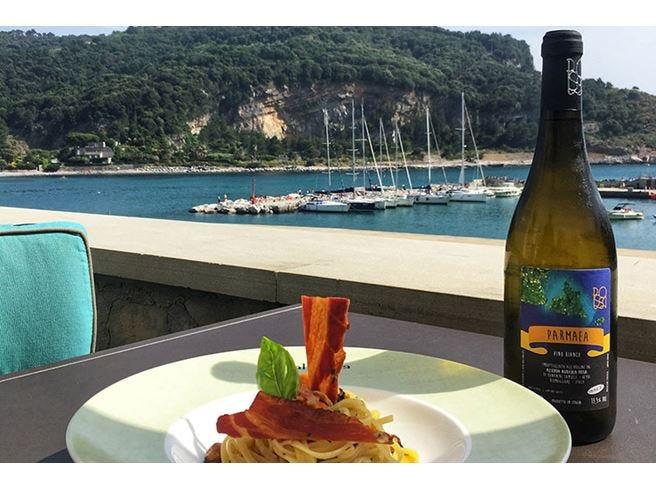 """""""Parmaea"""" Il vino dell'isola di Palmaria"""