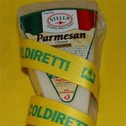 Il falso parmigiano Sarvecchio miglior formaggio negli Usa