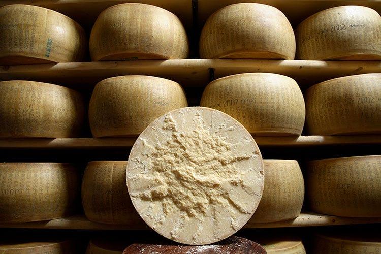 Parmigiano Reggiano, il bilancio 2020 premia export e produzione